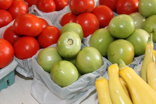 An image of vegetables