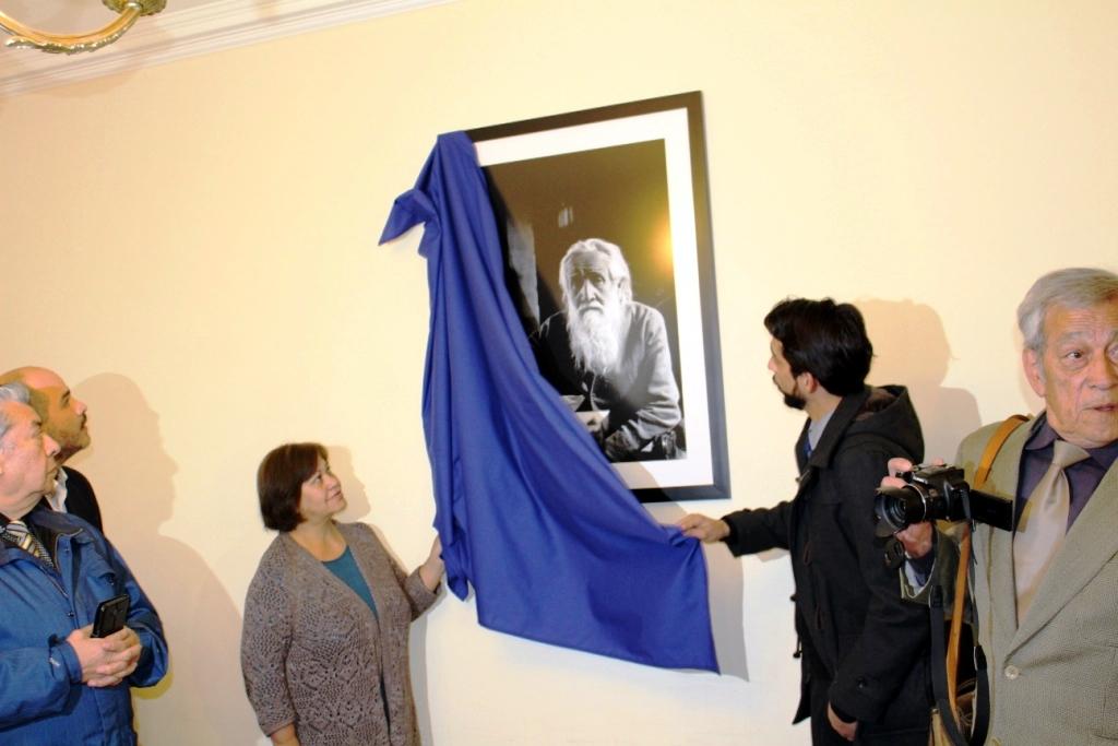 AET en ceremonia ANEF por Aniversario muerte de Clotario Blest - 31 Mayo 2017