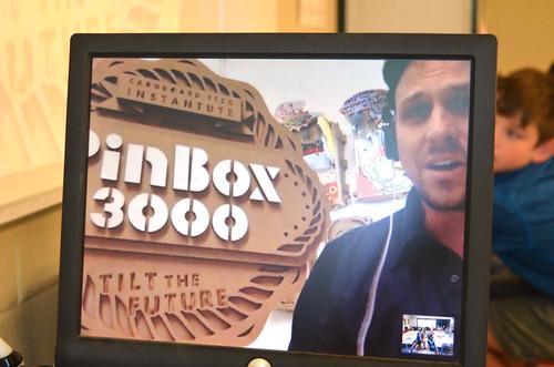 Ben & Pete - PinBox3000