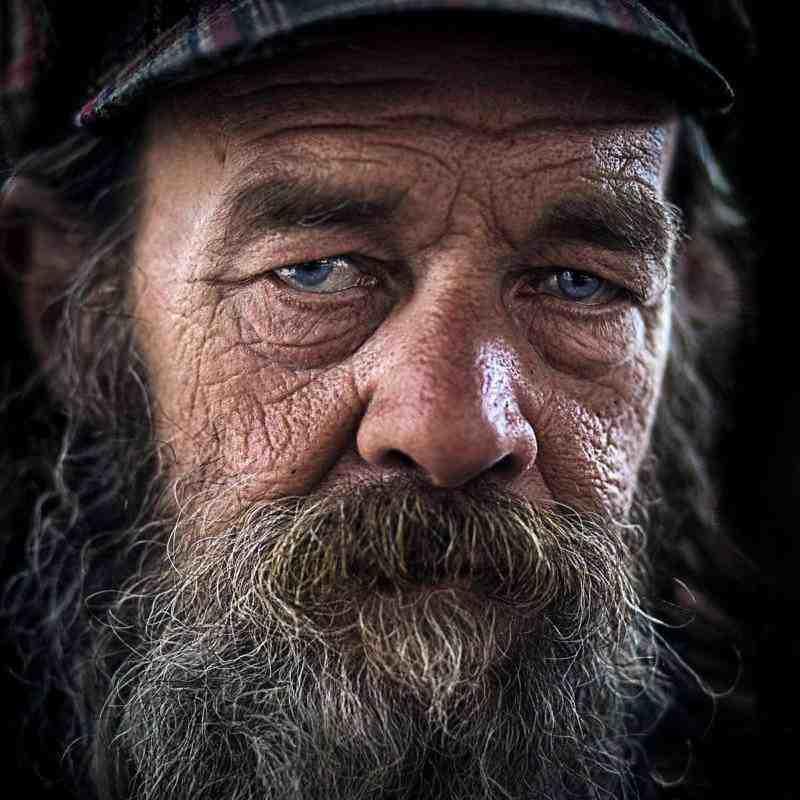 Les portraits des SDF à Portland dans l'Oregon : Est-ce de la photo de rue ou de l'intrusion dans la vie des ces individus ?