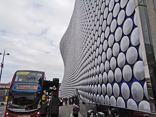 Selfridges department store, Bullring 05.JPG | by worldtravelimages.net