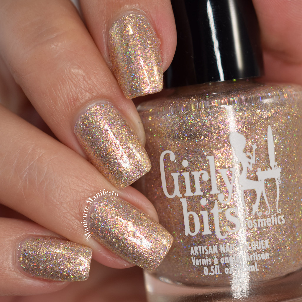 Girly Bits Sand Of A Beach