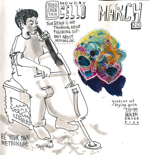 Sketchbook #103: Everyday Life