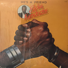 EDDIE KENDRICKS:HE'S A FRIEND(JACKET A)