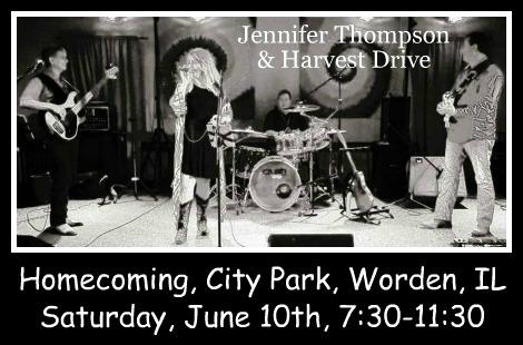 Jennifer Thompson & Harvest Drive 6-10-17