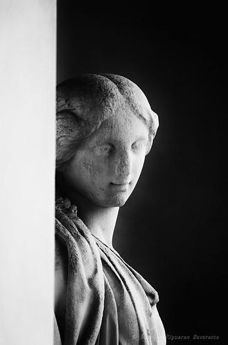 Villa Durazzo Pallavicini: Presenze