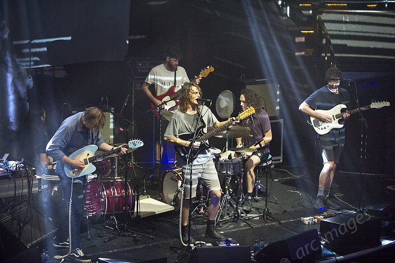 King Gizzard and the Lizard Wizard, Manchester Albert Hall