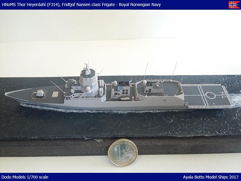 Frégate HNoMS Fridtjof Nansen F310, Dodo Models 1/700 35204151566_36ef5a6ab8_o