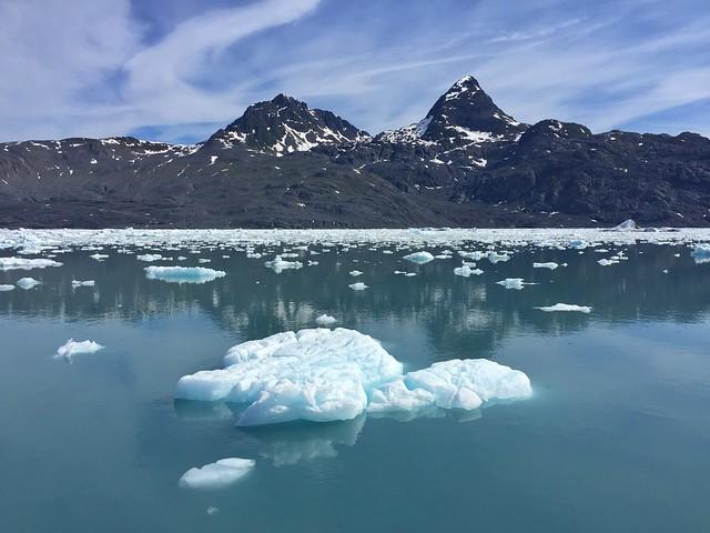 Alrededores del Glaciar Columbia (Valdez)