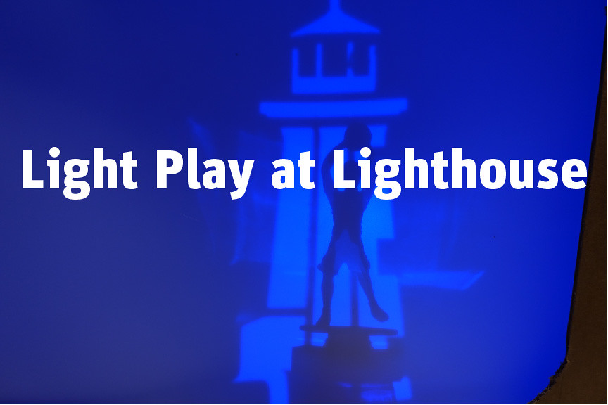 Digital Light Play Lighthouse
