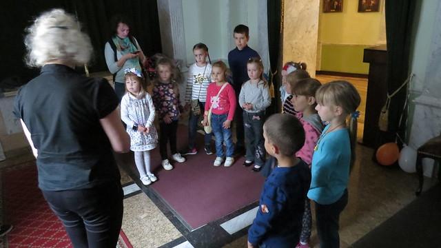Специальная экскурсия в кукольном театре
