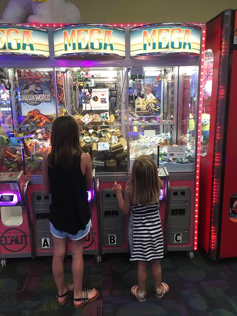 Mohegan getaway- Margaritaville, arcade, & swimming