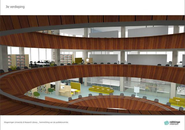 Verbouwing Forumbibliotheek