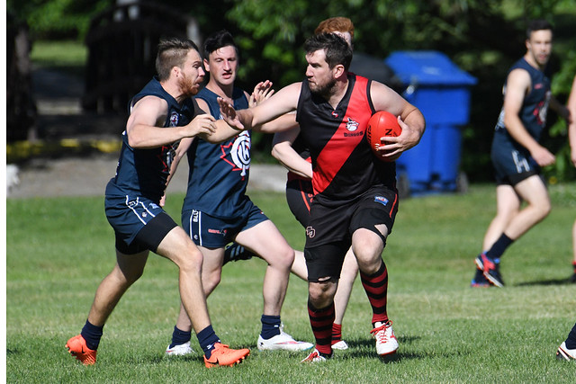 Round 5 Dingos vs Blues June 24 2017