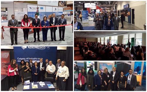 Participa México en el Global Petroleum Show 2017 en Calgary