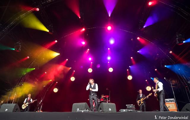 2017-06-25 Meneer van Zanten @ Drakenbootfestival Apeldoorn