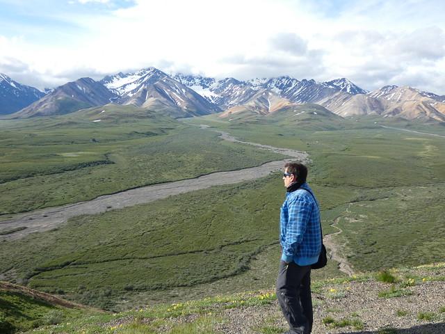 Sele en Denali (Alaska)