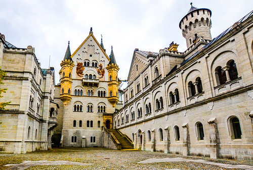 Neuschwanstein Castle — SABRINA'S STYLE