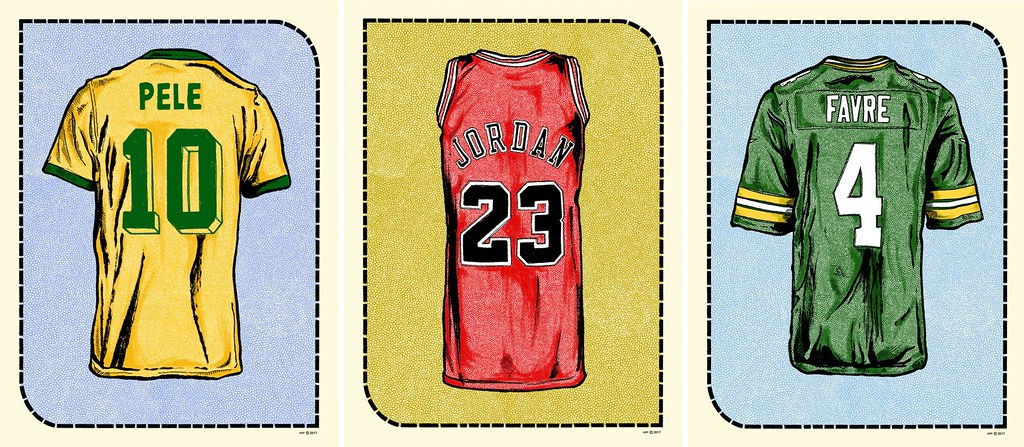 c8fbc09c2 The Art of the Jersey | Uni Watch