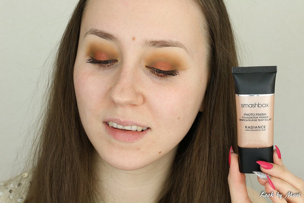 5 Smashbox Photo Finish Radiance Primer Kokemuksia Review Flickr