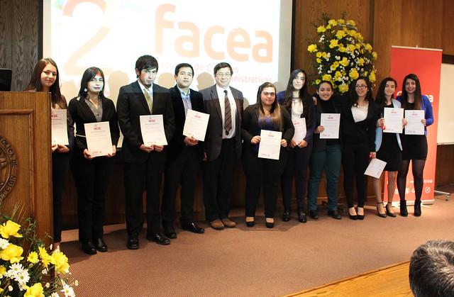 Premiación Círculo de Excelencia