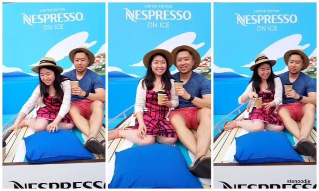Nepresso photoshoot