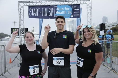 Run for Health 5K at BIO 2017