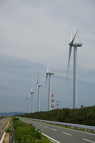 20170603 渥美風力発電所(日本風力開発)