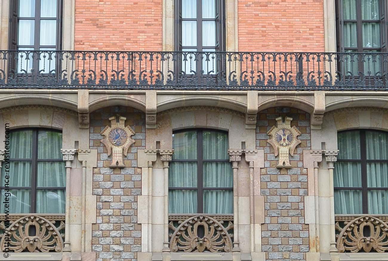 Barcelona arcitectura