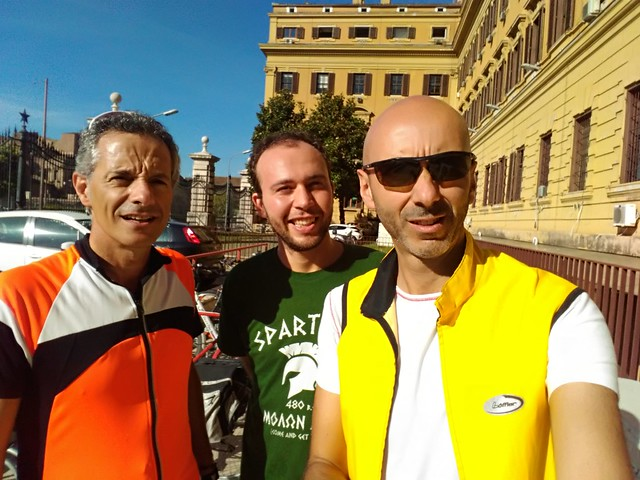 European Cycling Challenge, MEF prima squadra italiana