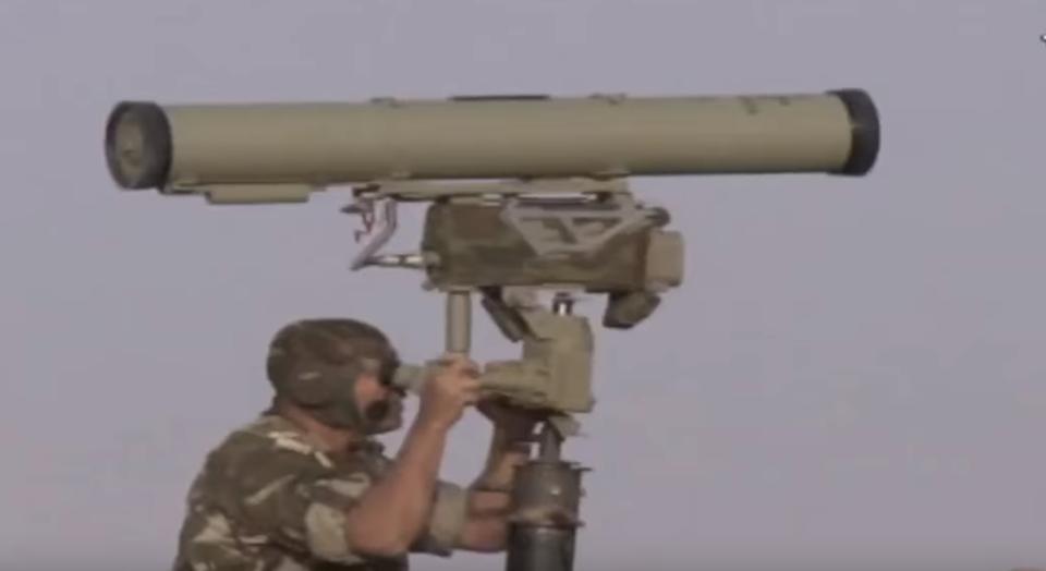 القوات البرية الجزائرية [  Missiles Anti-Chars ]   - صفحة 2 35061033982_4dbdc80c26_o