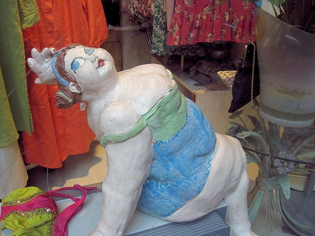 Fat woman - इनफर्टिलिटी, मोटापा