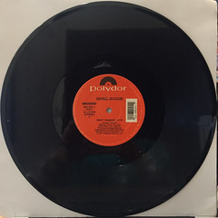 BIONIC BOOGIE:RISKY CHANGES(RECORD SIDE-A)
