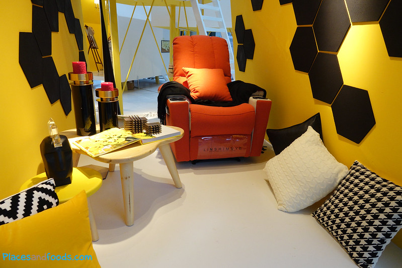 tmall ideal life in sunway giza yellow