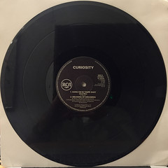 CURIOSITY:HANG ON IN THERE BABY(RECORD SIDE-B)