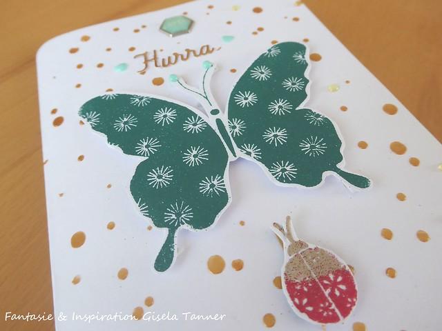 Schmetterlingsgrüße zum Kindertag