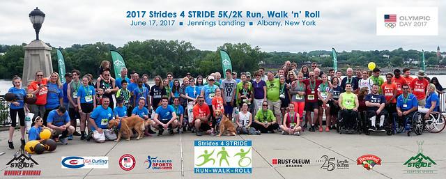 2017 Strides 4 STRIDE