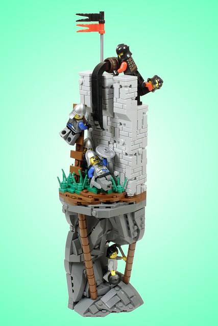 An All-Encompassing Siege