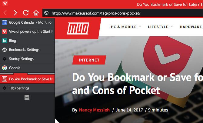 9 motive pentru care merita ales browser-ul Vivaldi