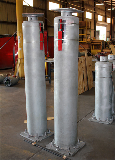 F-Type Variable Spring Cans for a refinery in Oklahoma
