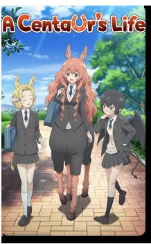 Centaur no Nayami Episodios Completos Online Sub Español