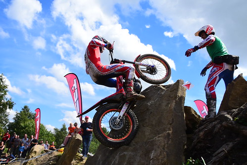 Jorge Casales, Beta, Trial GP, FIM Trial World Championship, Bradford 2017