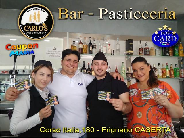 CARLO'S BAR PASTICCERIA - Corso Italia,180 - Frignano - CASERTA