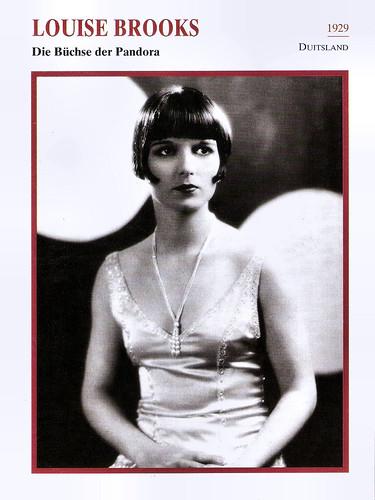 Louise Brooks in Die Büchse der Pandora (1929)