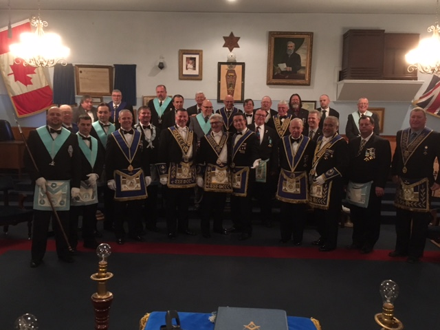 2017 05 23  DDGM Homecoming - Beach Lodge No. 639