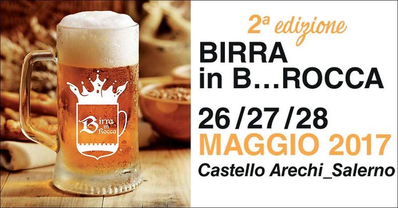 Birra-in-B...Rocca al Castello Arechi a Salerno