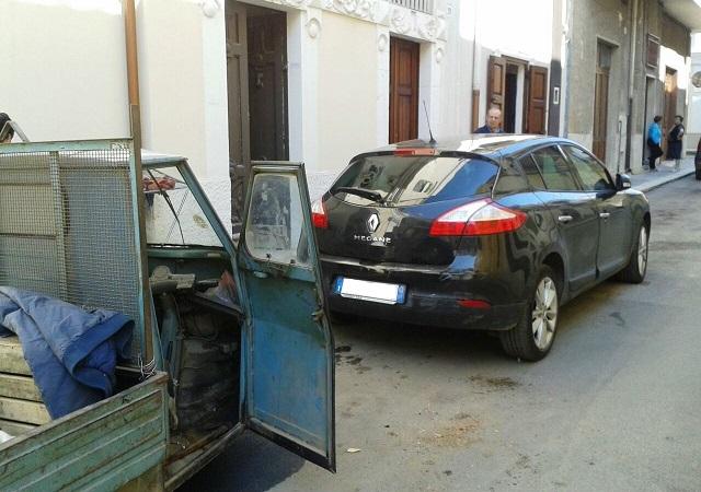 Noicattaro. 2 Incidente treruote intero2