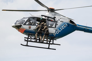 German Police Helictopter | by Till2310