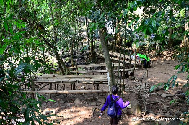 halfwhiteboy - talay falls, hidden falls, luisiana, laguna 10