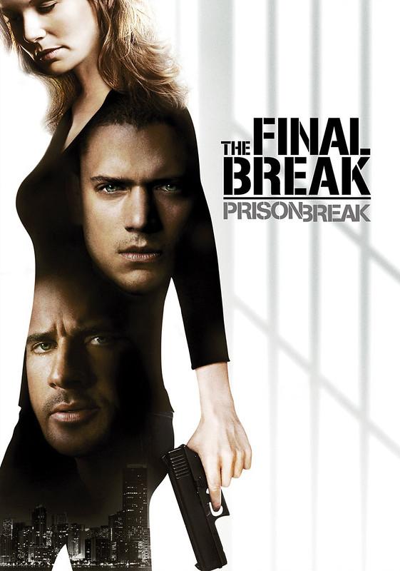 Prison Break - Final Break - Poster 1